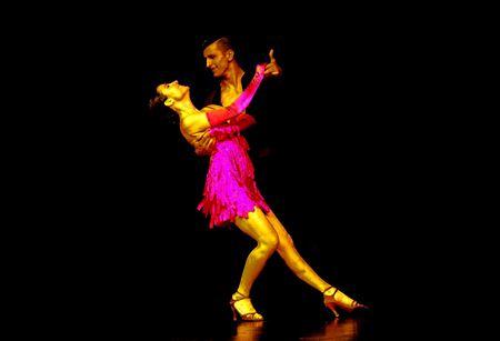 Latin Dansları kategorisinin resmi